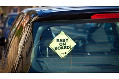 Sécurité automobile pour les bébés